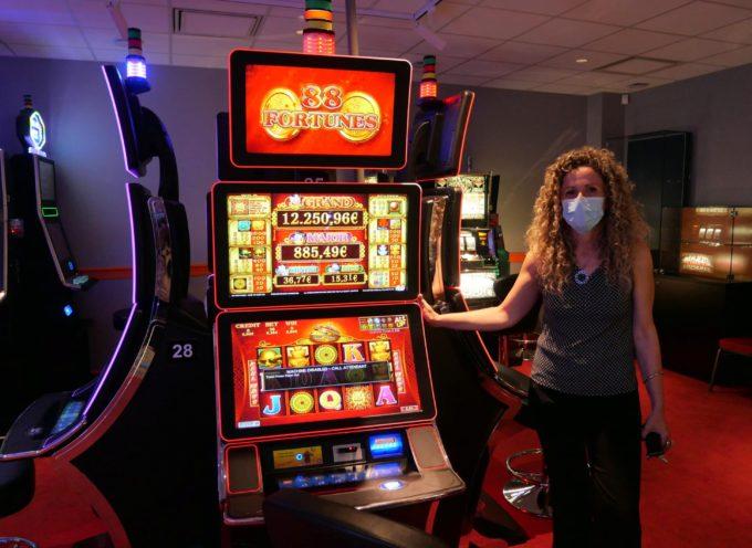 Barbazan  Casino : une nuit pour déménager