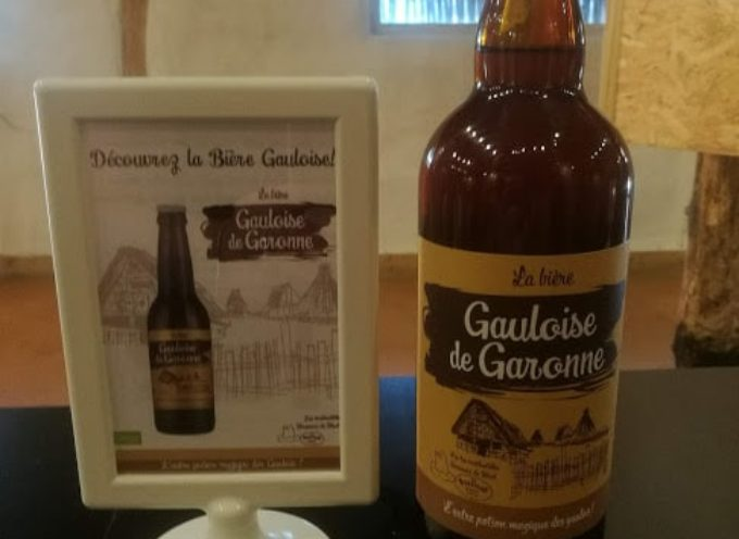 La bière Gauloise de Garonne, l'autre potion magique des Gaulois
