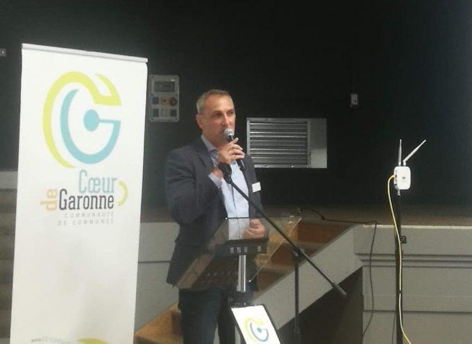 Paul-Marie Blanc est le nouveau président de Cœur de Garonne