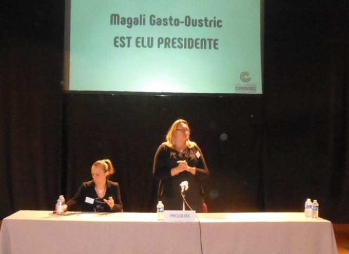 Magali Gasto Oustric élue Présidente de la Communauté de Communes Cœur et Coteaux du Comminges