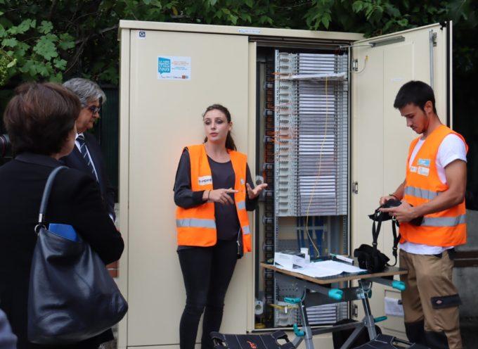 Le déploiement de la fibre optique se poursuit en Haute-Garonne