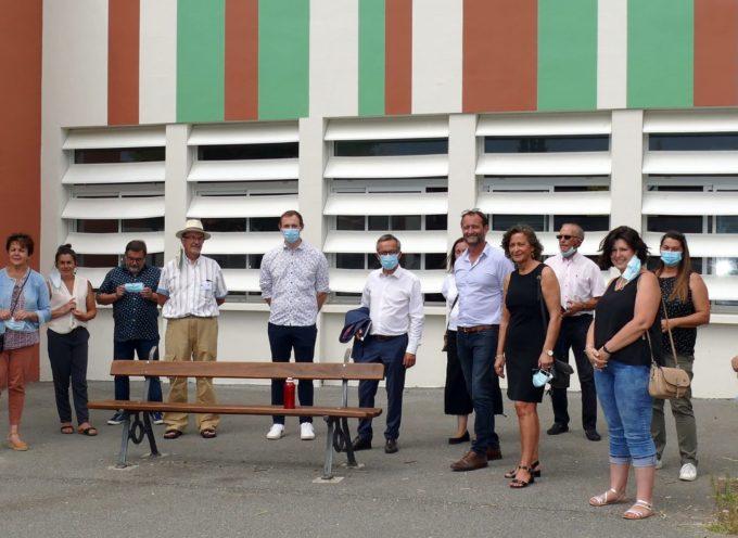 Des élus en visite à la MJC de Carbonne