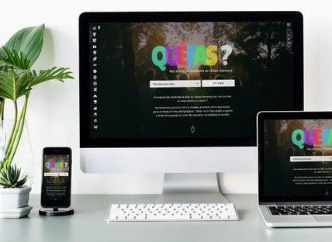 QUÉ FAS ? Le nouveau dispositif 100% digital pour soutenir les acteurs de loisirs de Haute-Garonne