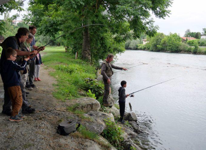 Montréjeau:   Une matinée de pêche appréciée