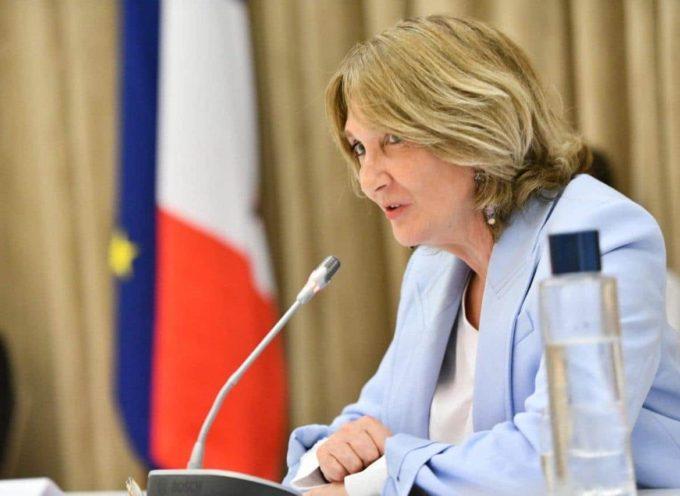 Elisabeth Toutut Picard présidente du groupe interministériel  Santé Environnement : Tirer les leçons de la crise du Covid 19