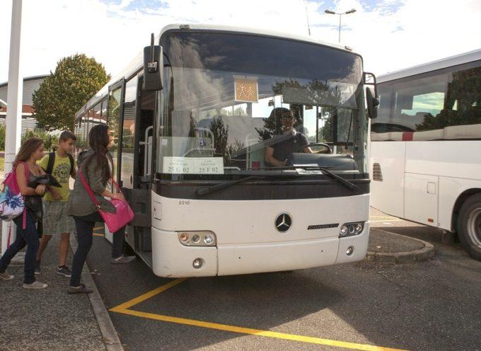 Gratuité des transports scolaires en Haute-Garonne:  Les inscriptions sont ouvertes pour l'année 2020-2021
