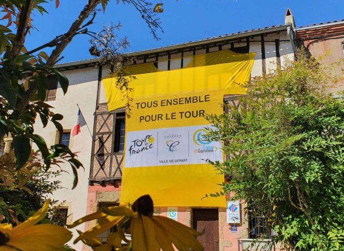 100e passage du Tour de France en Haute-Garonne : étape Cazères sur Garonne – Loudenvielle