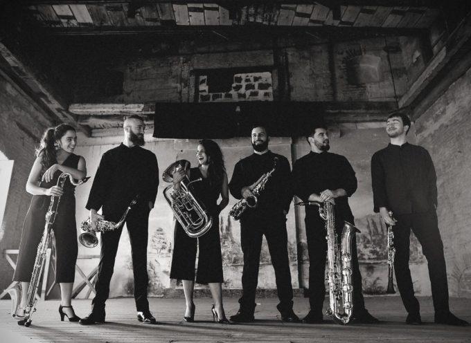 """Rieux Volvestre : Les vendredis musicaux et le talentueux groupe """"SaxBack Ensemble"""""""