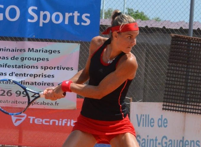 La rentrée au tennis à Saint-Gaudens
