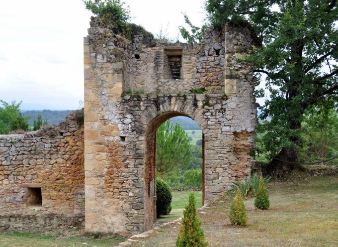 Château fort de Saint Marcet : une pépite en Comminges