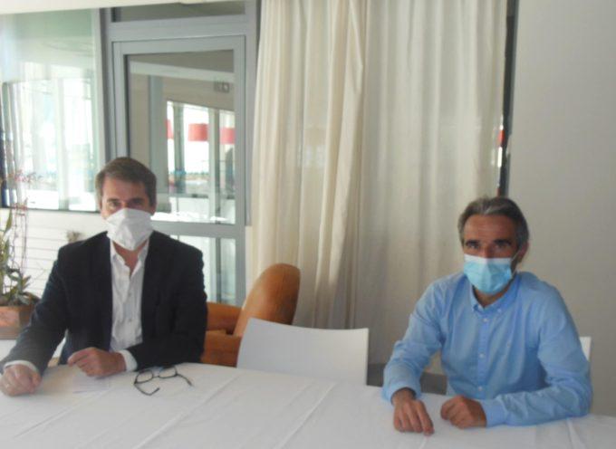 Jean-Yves Duclos ne sera pas candidat à la Présidence du PETR- François Arcangeli prend le relais