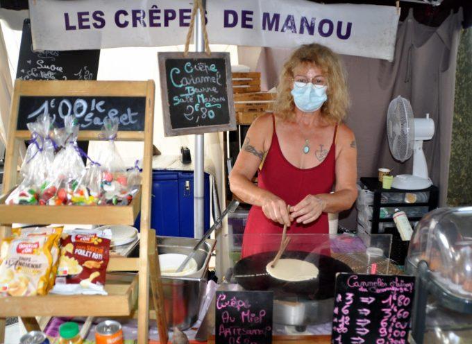 Montréjeau : Les crêpes de Manou