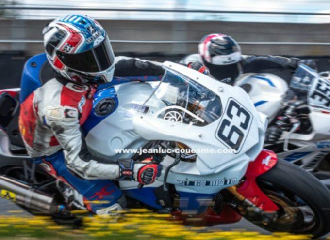 Saint Gaudens Moto : Bernard Fourcadet à nouveau sur les circuits !