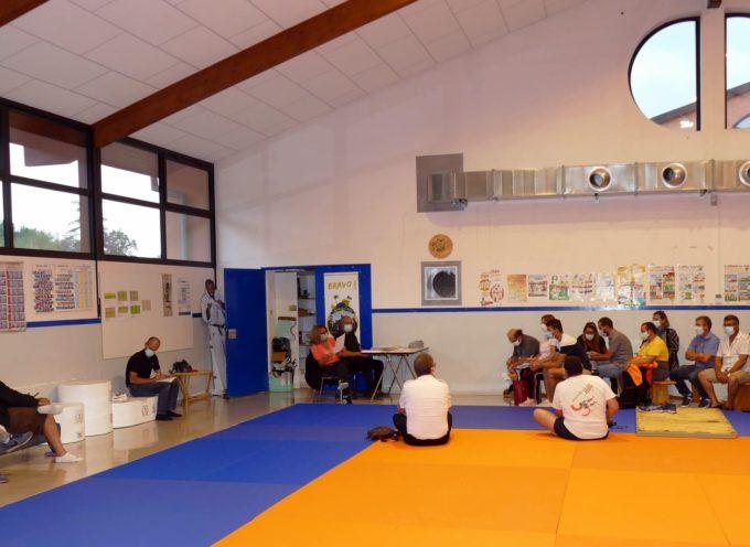 Carbonne : Judo Club en assemblée