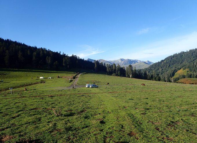 Une rando dans les Hautes-Pyrénées : Le signal de Bassia
