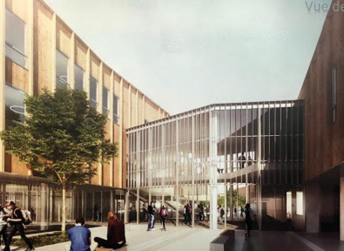 Cazères : Inauguration du nouveau lycée Martin Malvy