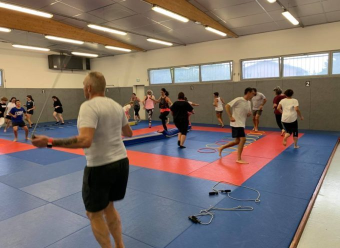 Rentrée du judo à Martres Tolosane: Que de nouveautés !