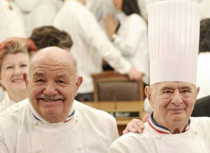 Hommage au grand chef Pierre Troisgros