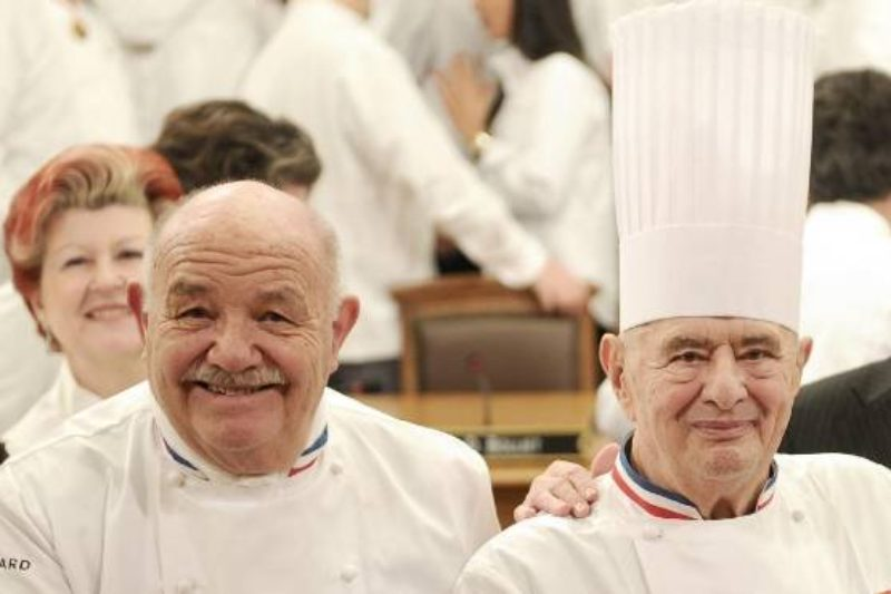 Une amitié de 70 ans entre Pierre Troisgros et Paul Bocuse