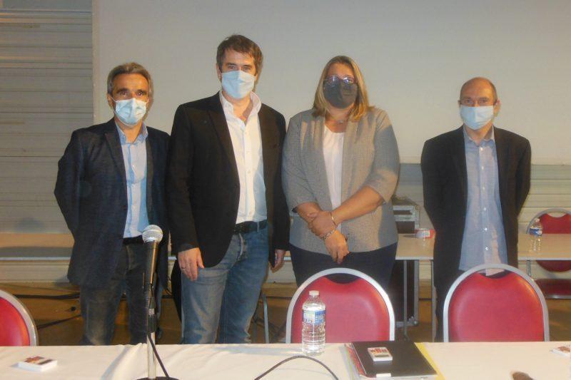 J.Y.Duclos, F.Arcangeli M.Gasto-Oustric A.Puente