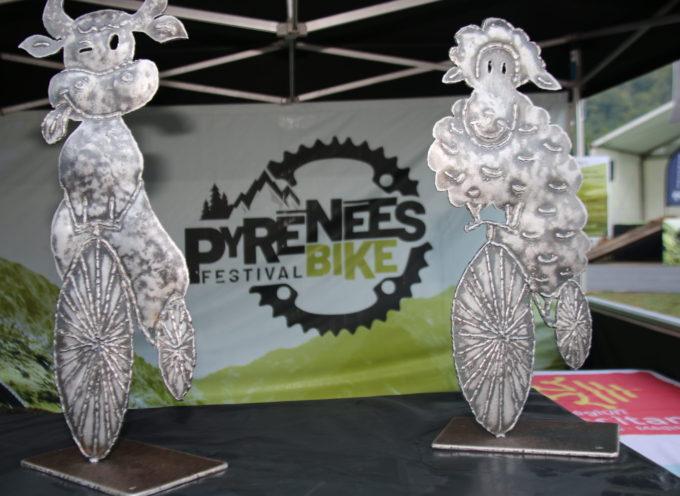 Dans le cœur du Pyrénées Bike Festival de Loudenvielle