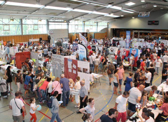 Le forum des associations de Muret investit le parc Jean Jaurès