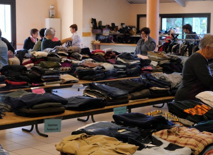 Ponlat Taillebourg   Foyer rural : bourse aux vêtements annulée