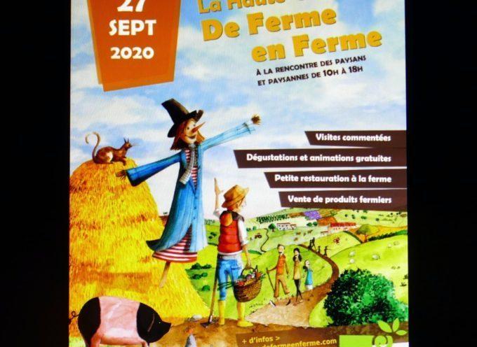 La Haute-Garonne de ferme en ferme