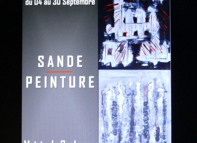 Sandrine Vlamynck expose à Carbonne