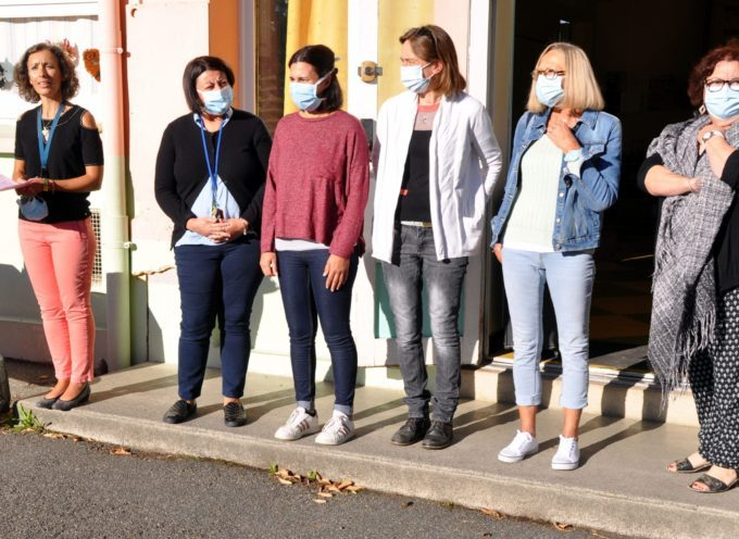 Monréjeau : Rentrée sereine à Sainte Germaine