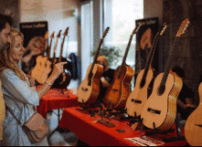 Salon international de la Lutherie à Toulouse