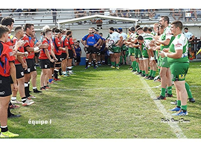 Rugby XV : L'UCF en roue libre