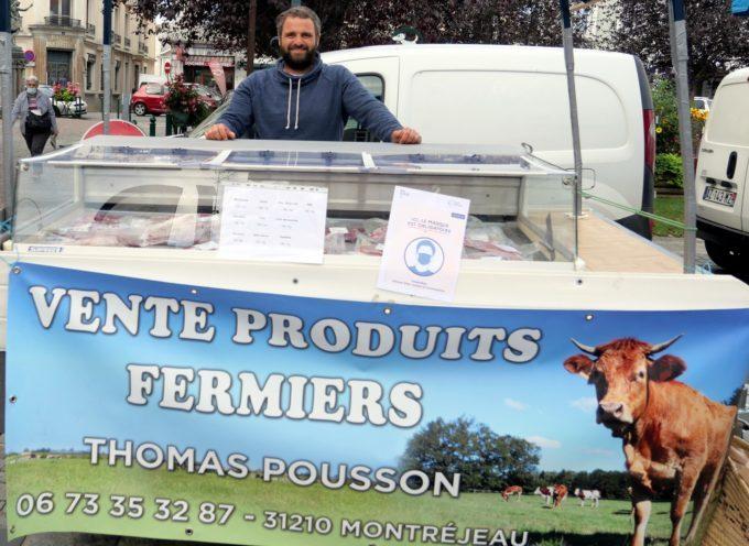 Montréjeau  : Le veau du producteur au consommateur