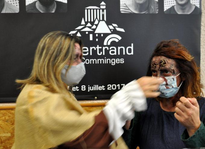 Saint Bertrand de Comminges : Zombies, monstrueuse nuit de rigolade !