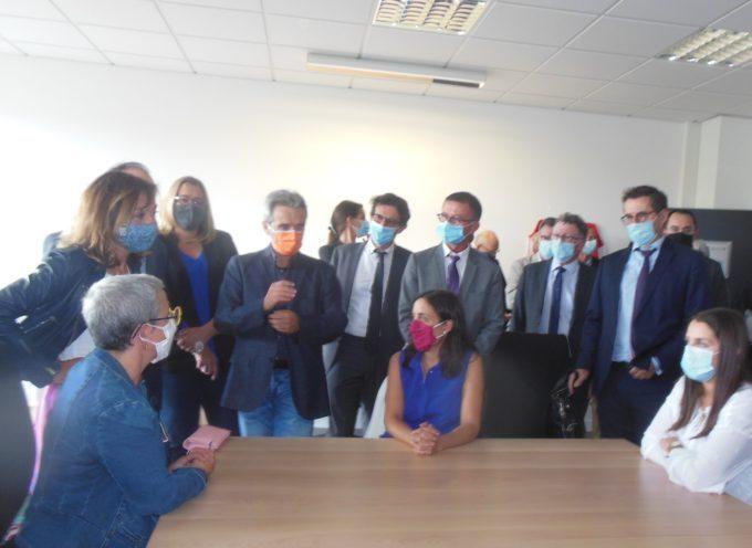 Saint-Gaudens : Carole Delga a inauguré le nouveau campus connecté