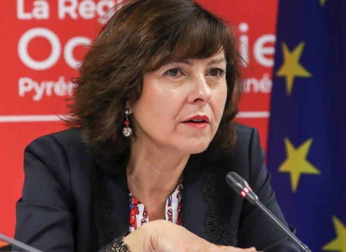 Les représentants des maires ruraux d'Occitanie rencontrent la présidente de Région