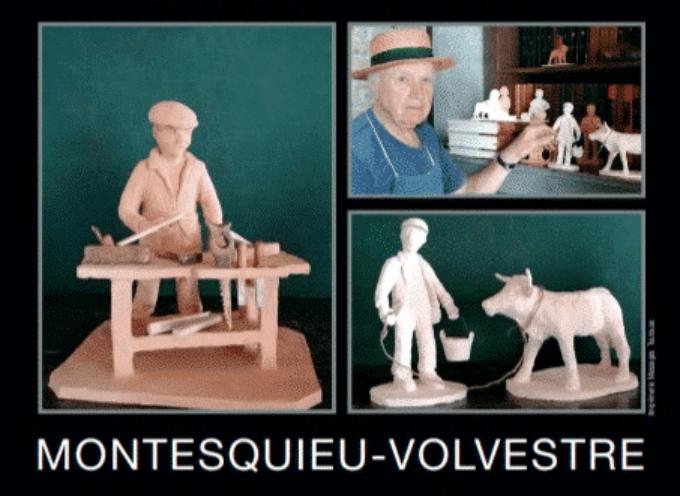 Emile Baquié expose à Montesquieu