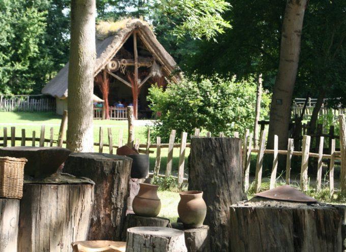 Le Village gaulois, l'archéosite: LES 16 JOURS DE SAMONIOS