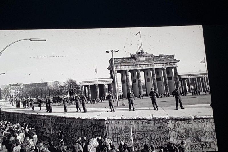 Berlin la Porte Brandebourg