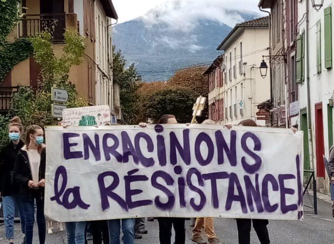 """Aspet en résistance – """"Touches pas à ma forêt"""""""