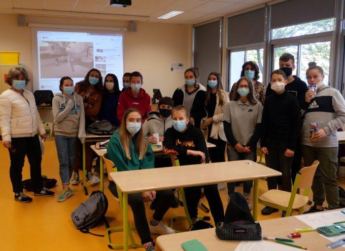 Montréjeau  Collège : de la physique et de la chimie en vacances
