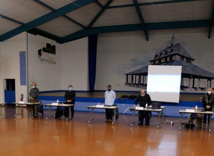 Conseil municipal de Montréjeau : Hommage à Samuel Paty