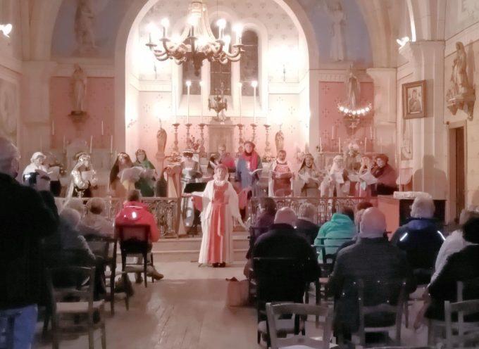 Milhas – Choeur Renaissance avec Florentina