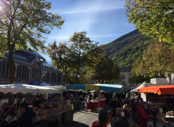 Foire d'automne, Jour de marché à Luchon ce samedi 17 Octobre ?