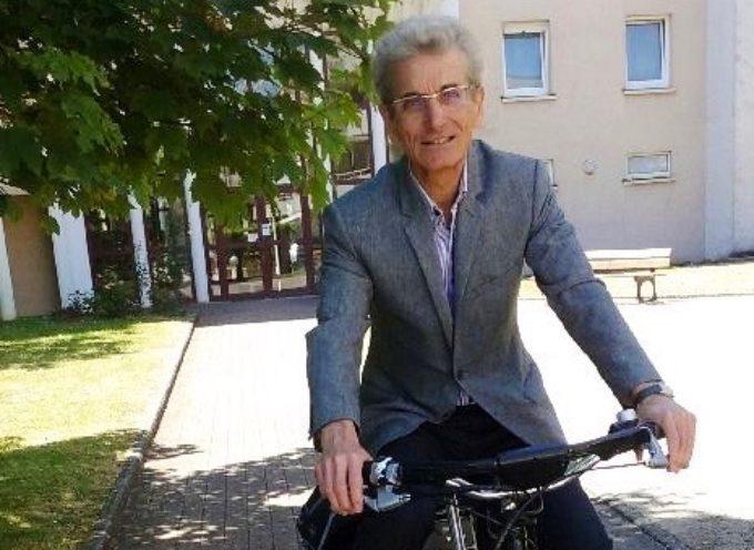 Rencontre avec Hervé Lyautey, président de Luchon-Benasque