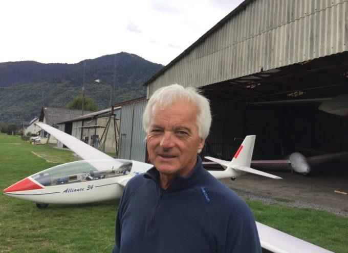 Rencontre avec Noël BRAVO Président de l'Aéroclub de LUCHON