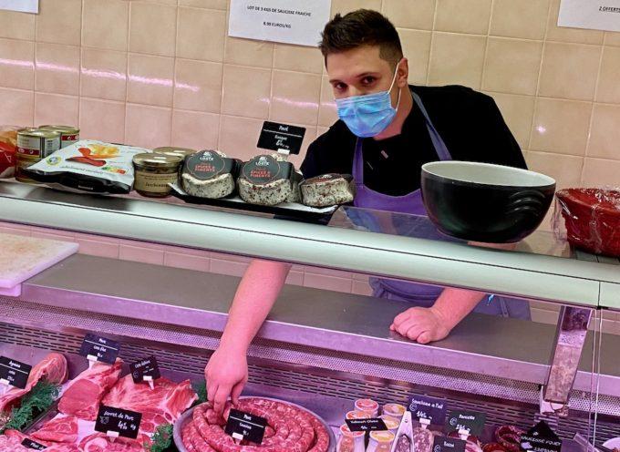Rieux Volvestre: Quand un boucher fait rimer proximité et qualité.