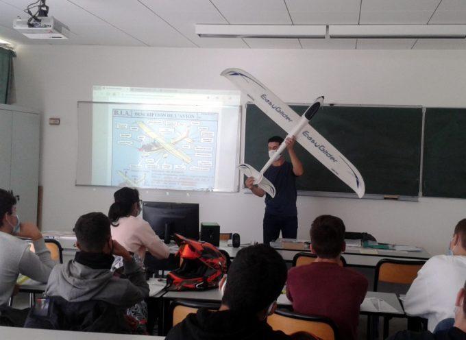 Clarac / Montréjeau / Gourdan Polignan / Saint Gaudens : L'aéronautique pour les jeunes