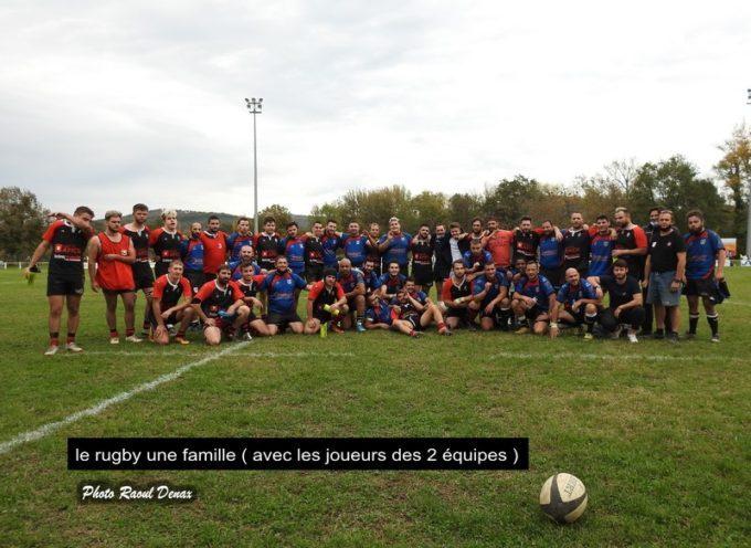 Rugby XV : L'UCF vainqueur à Mazères