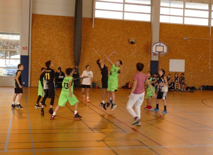 Noé Carbonne Basket : Résultats du week-end du 11/10/20